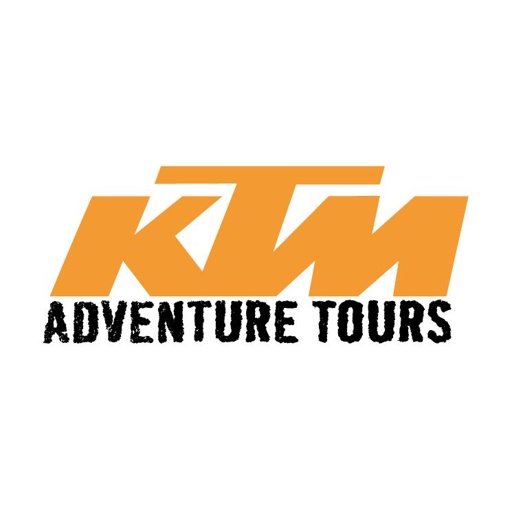 free vector Ktm adventure tours 0