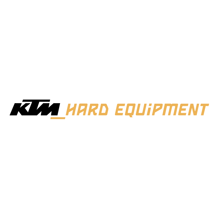 free vector Ktm hard equipment