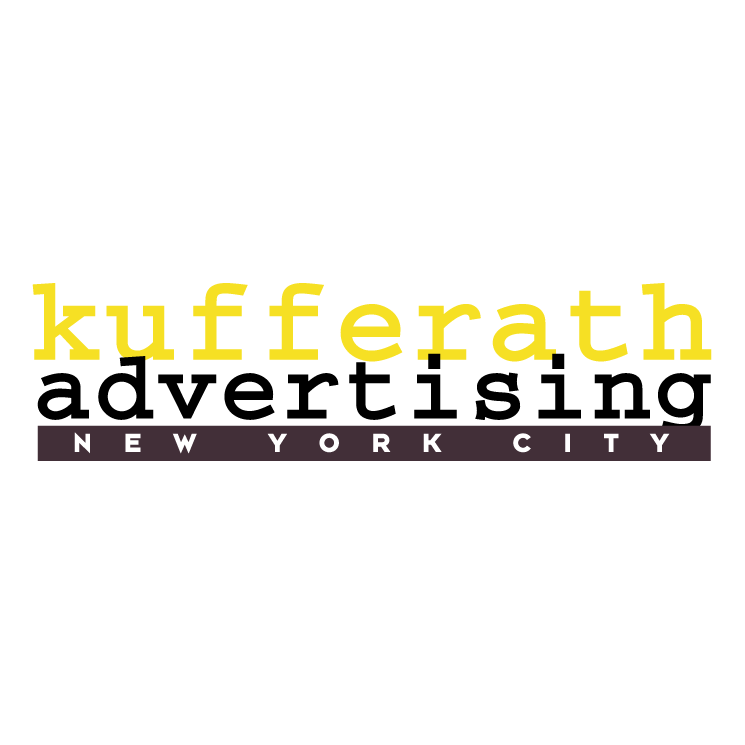 free vector Kufferath advertising