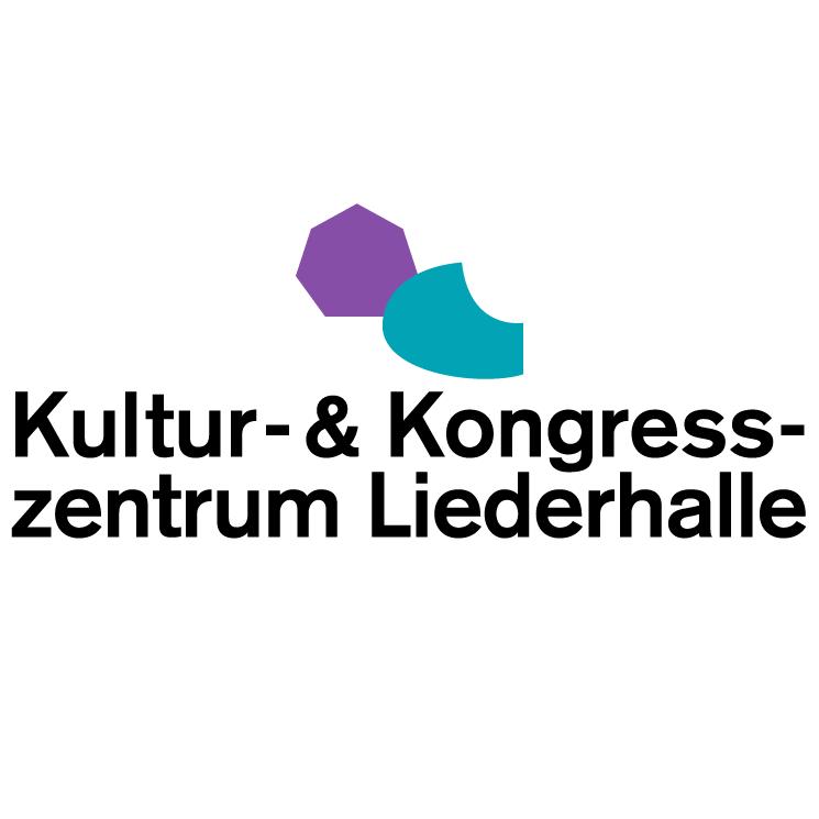 free vector Kultur kongress liederhalle