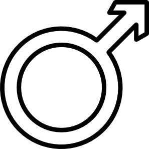 free vector Kumar Male Symbol clip art