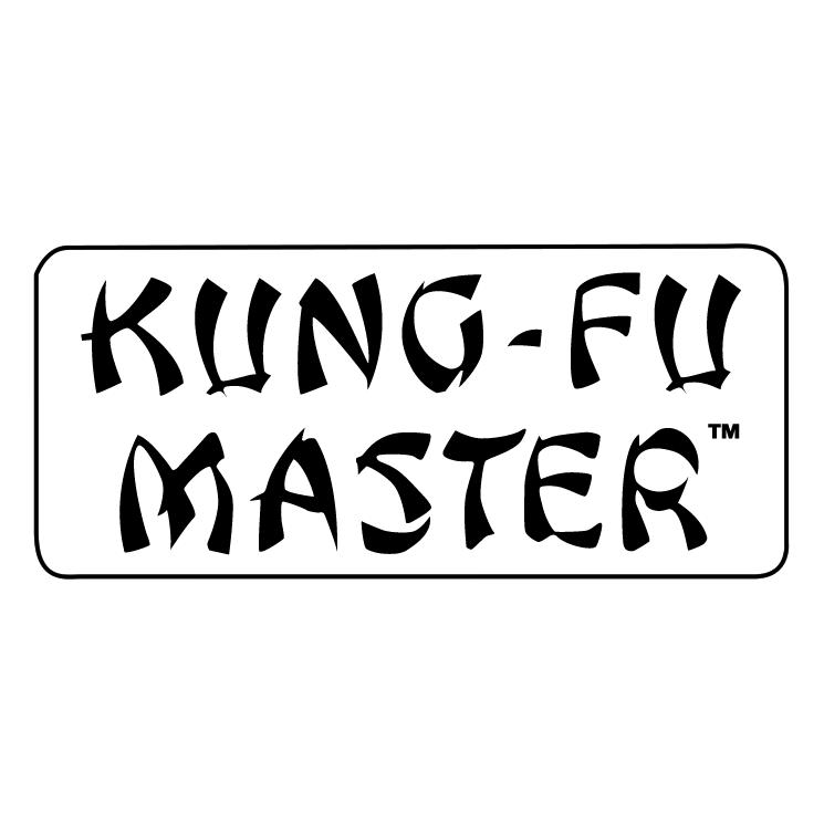 free vector Kung fu master