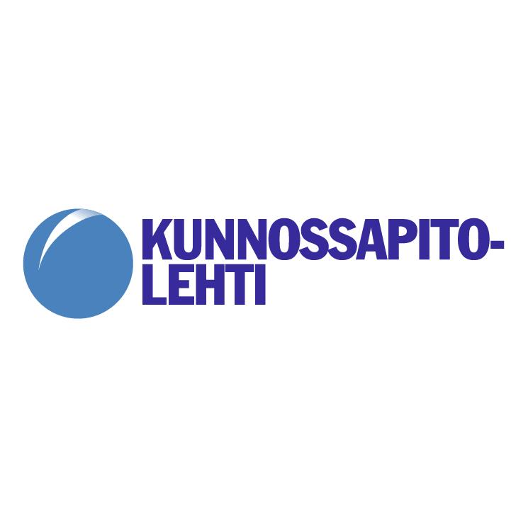 free vector Kunnossapito lehti