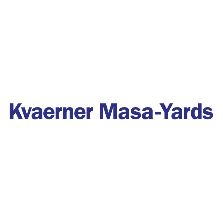 free vector Kvaerner masa yards