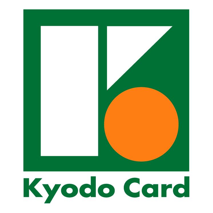 free vector Kyodo card