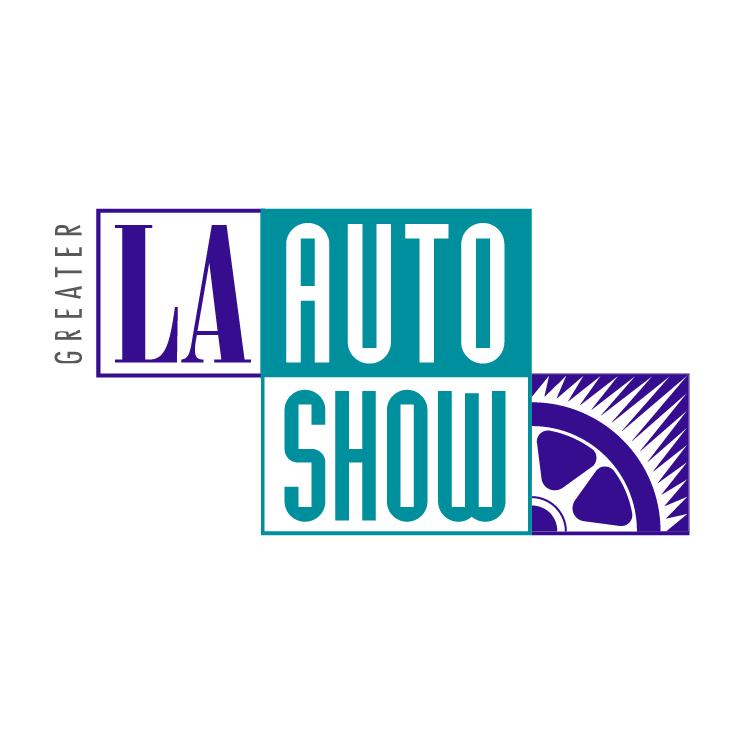 free vector La auto show