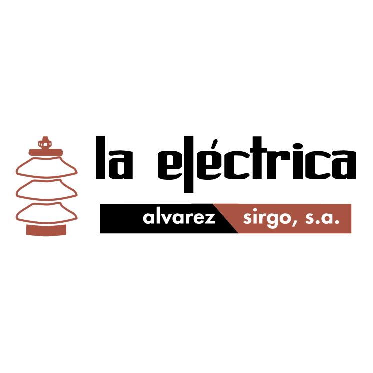 free vector La electrica