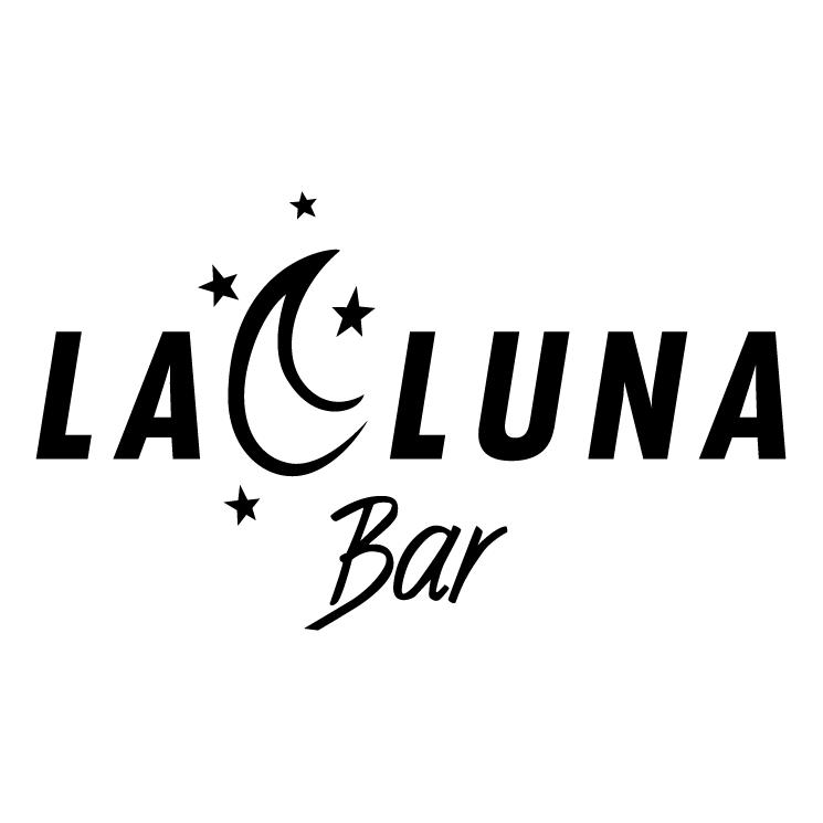 free vector La luna bar