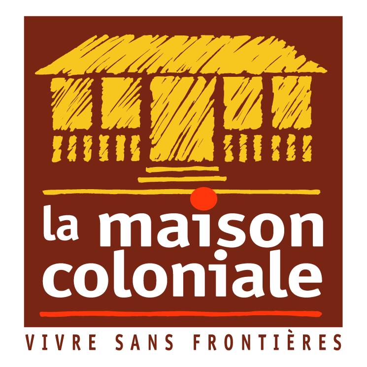 free vector La maison coloniale