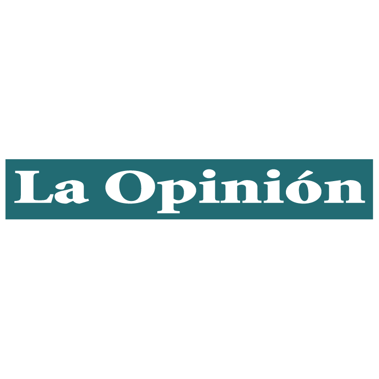 free vector La opinion