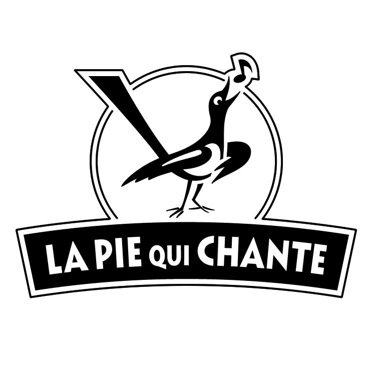 free vector La pie qui chante 0