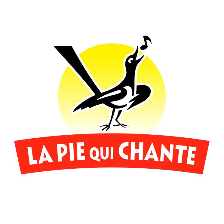 free vector La pie qui chante