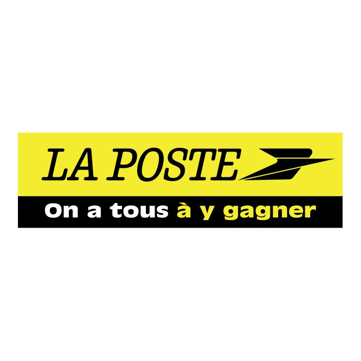 free vector La poste 5