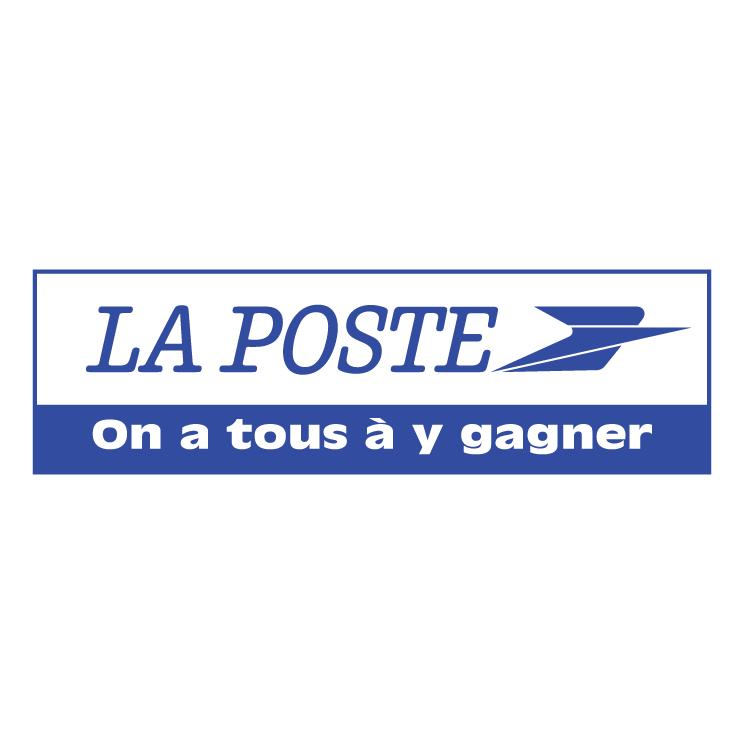 free vector La poste 6