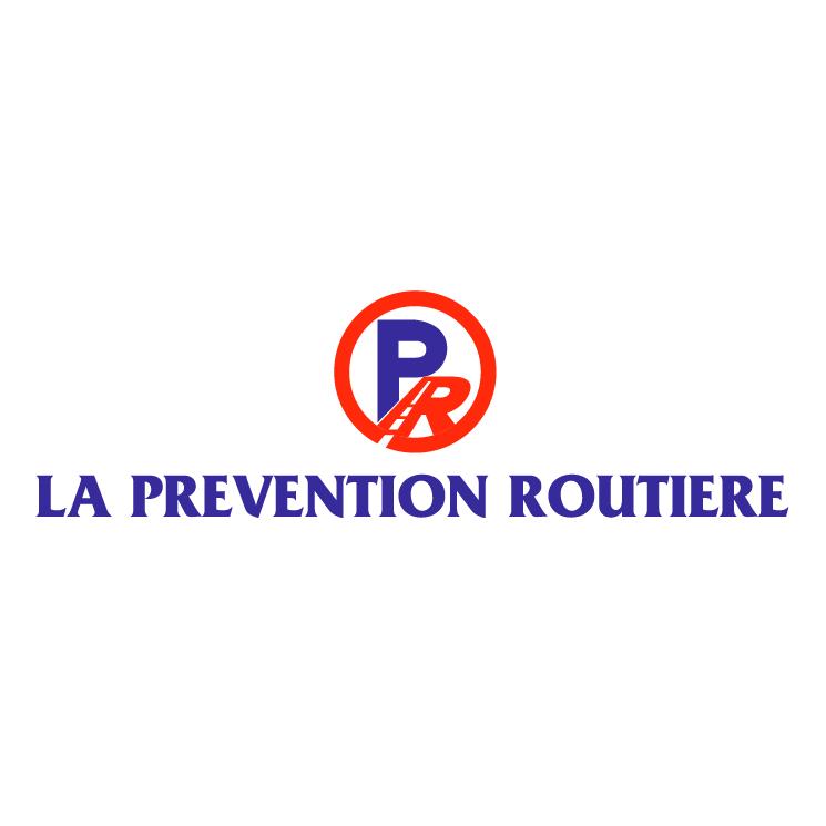 free vector La prevention routiere