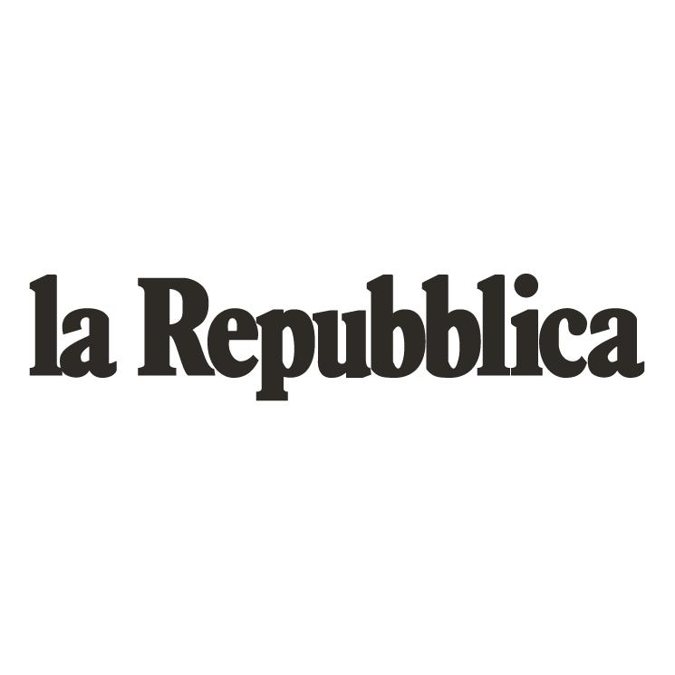 free vector La repubblica