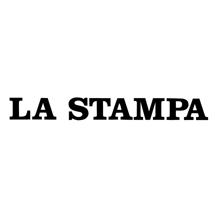 free vector La stampa