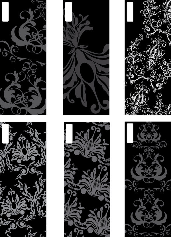 free vector Labeling pattern vector 22883