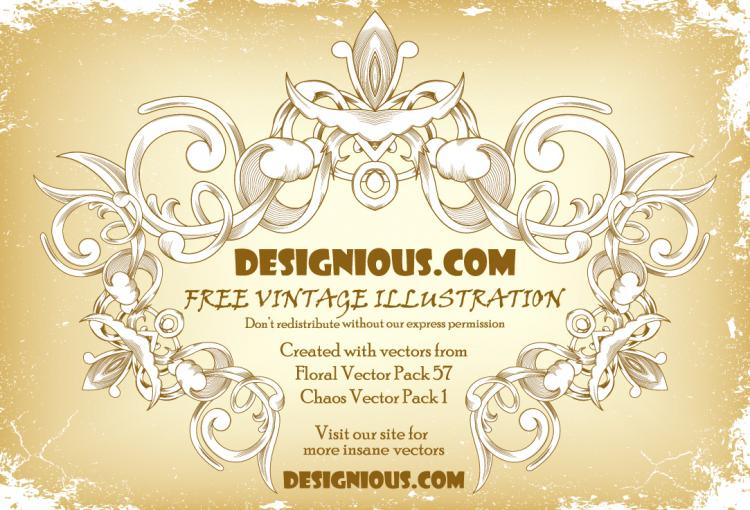 free vector Lace textures vector