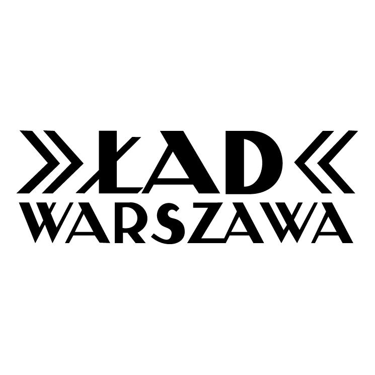 free vector Lad warszawa