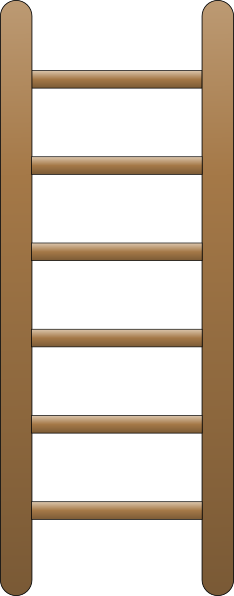 free vector Ladder  clip art