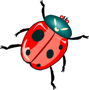 free vector Lady Bug clip art 113702