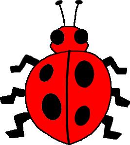 free vector Ladybug Lady Bug clip art