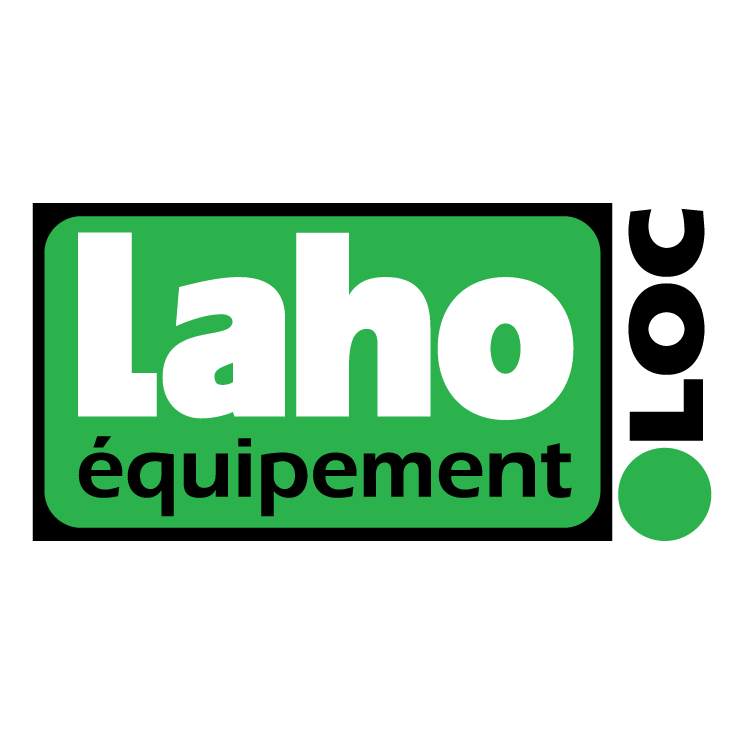 free vector Laho equipement