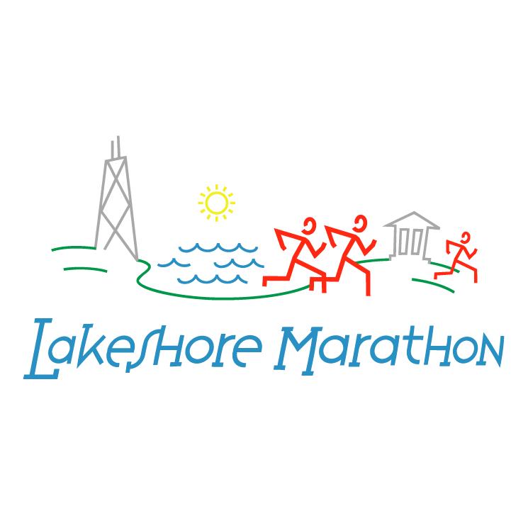 Marathon Logo Vector Lakeshore Marathon 0 Vector