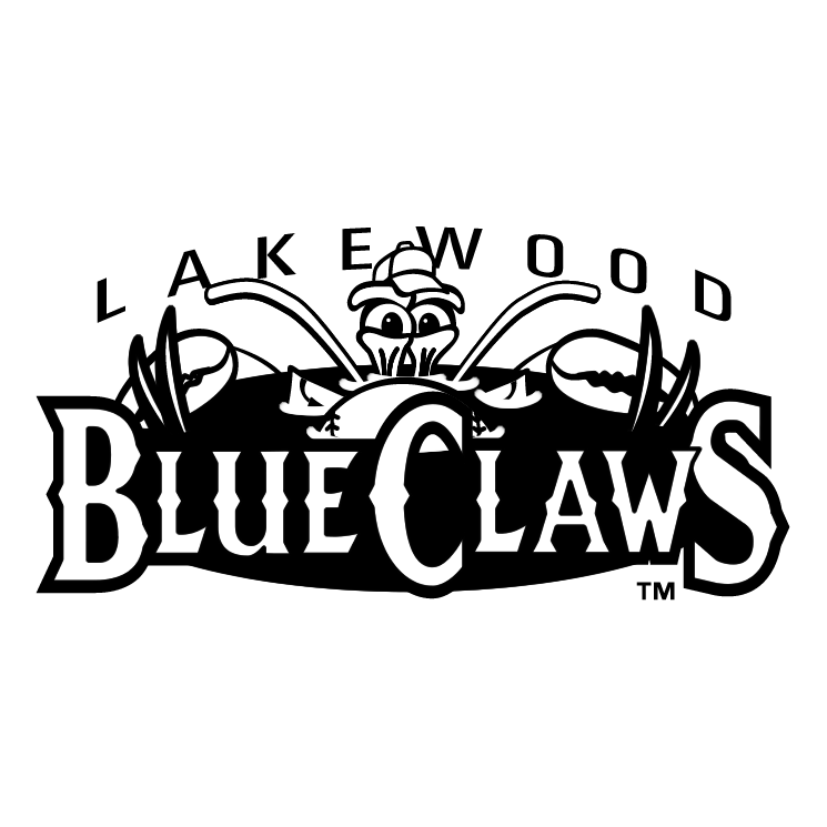free vector Lakewood blueclaws 0