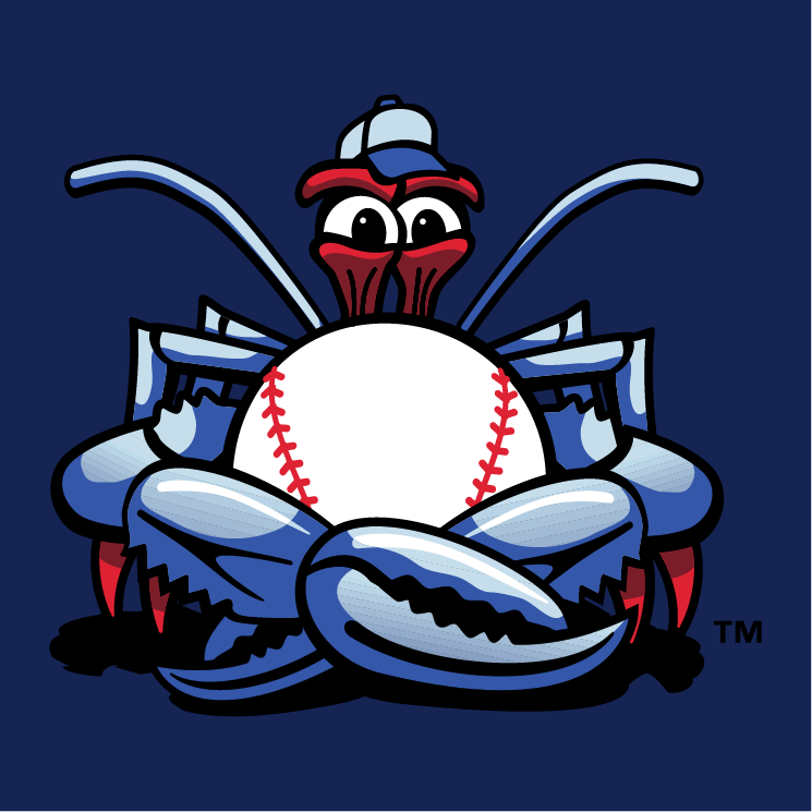 free vector Lakewood blueclaws 1