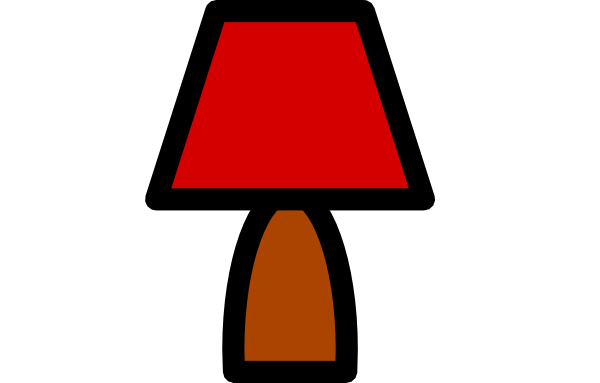free vector Lamp Icon clip art