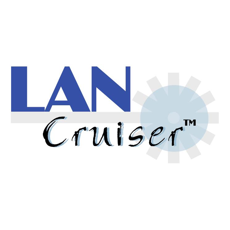 free vector Lan cruiser