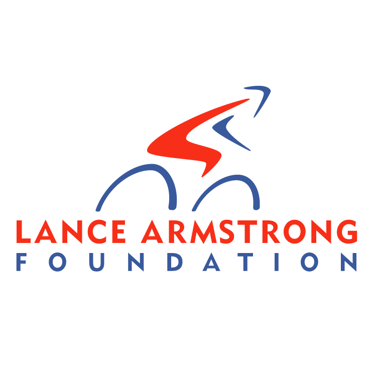 free vector Lance armstrong foundation