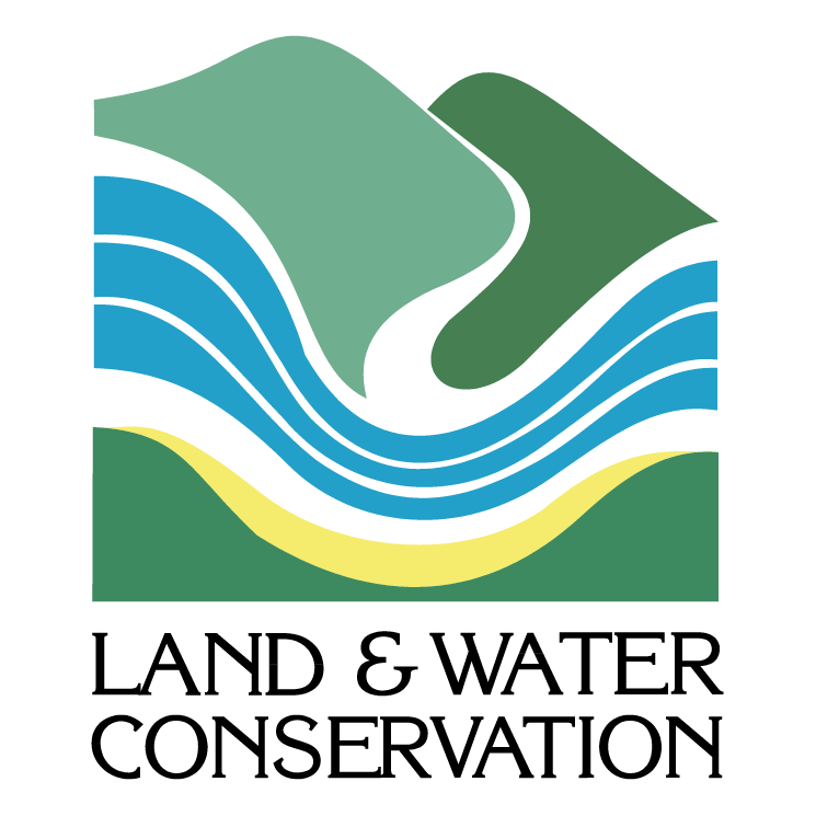 free vector Land and water conservation 0