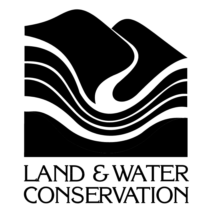free vector Land and water conservation