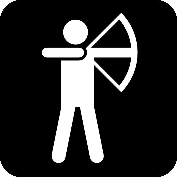 free vector Land Recreation Symbols clip art