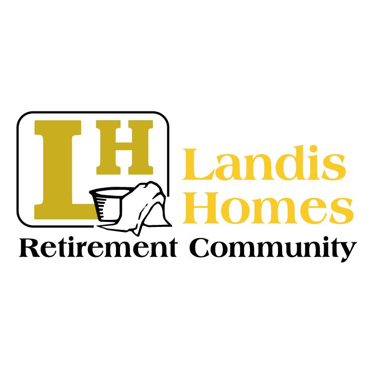 free vector Landis homes
