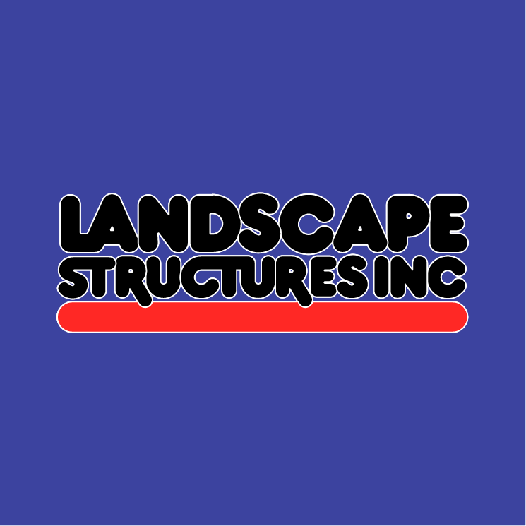 free vector Landscape structures