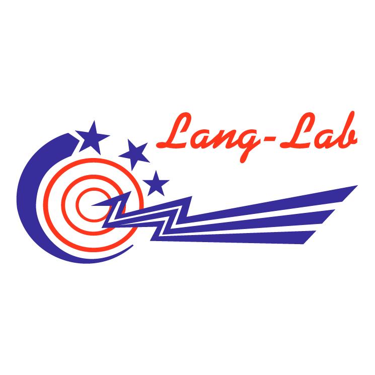 free vector Lang lab
