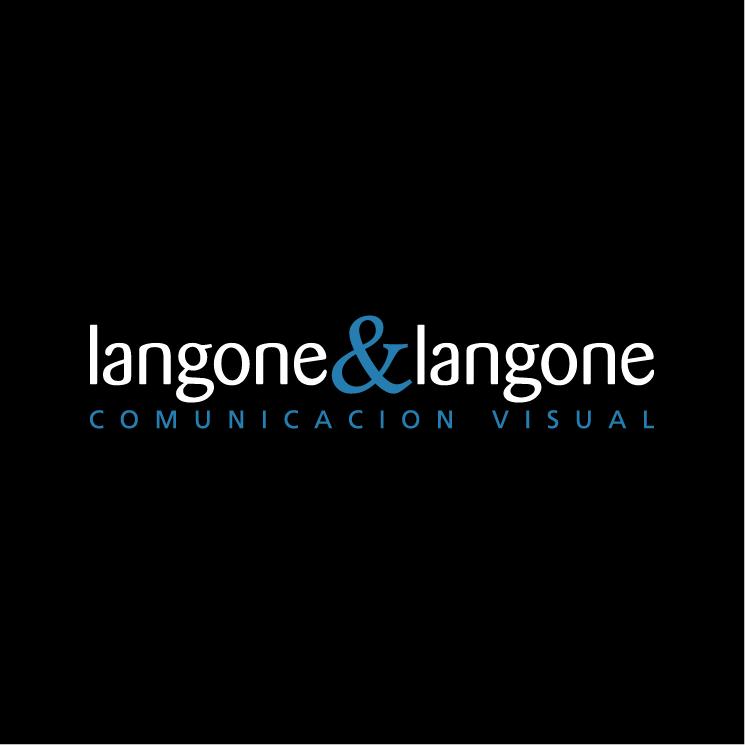 free vector Langonelangone