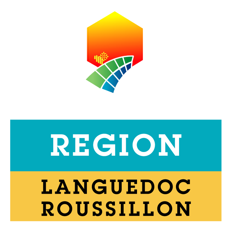free vector Languedoc roussillon region 0