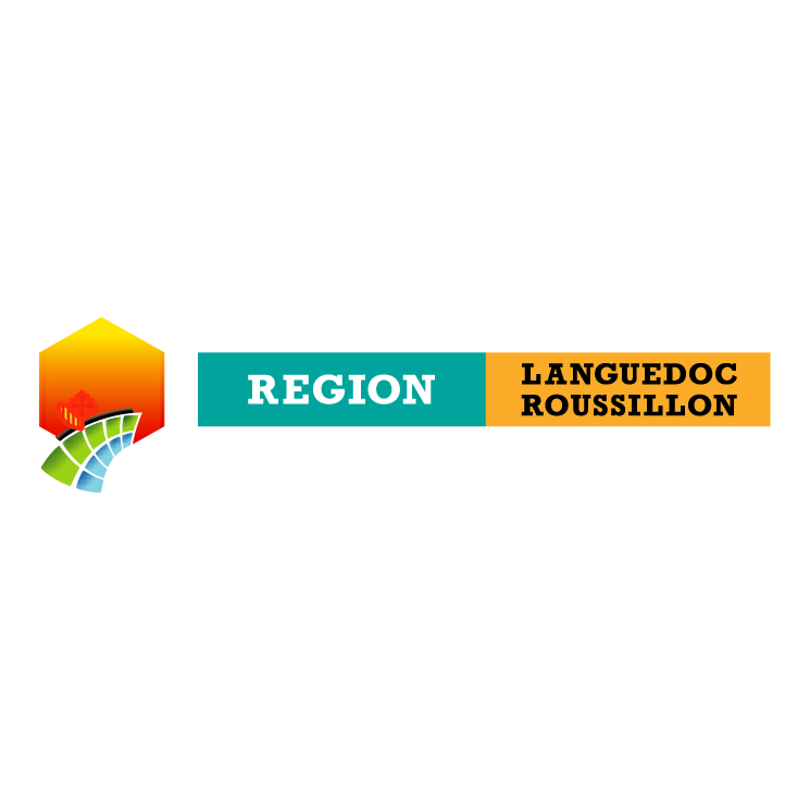 free vector Languedoc roussillon region 1