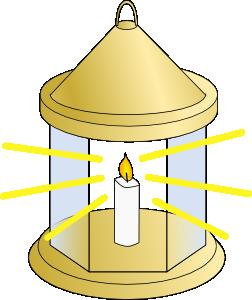 free vector Lantern clip art