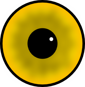 free vector Laobc Yellow Eye clip art