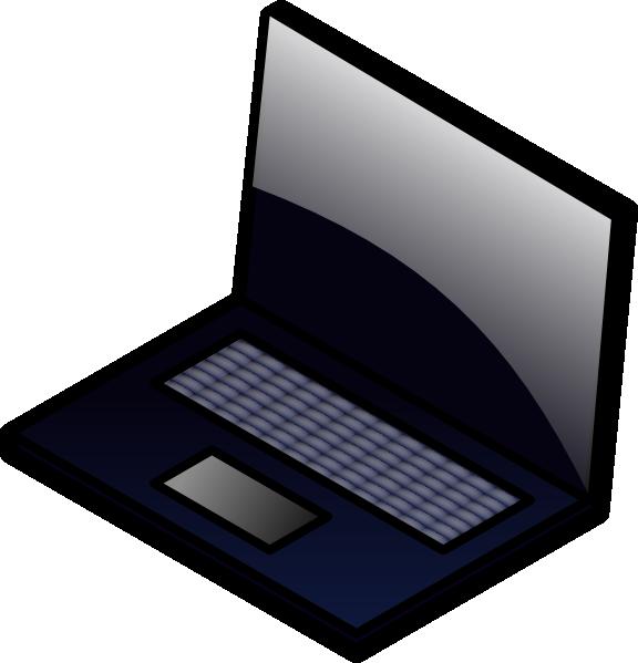 free vector Laptop  clip art