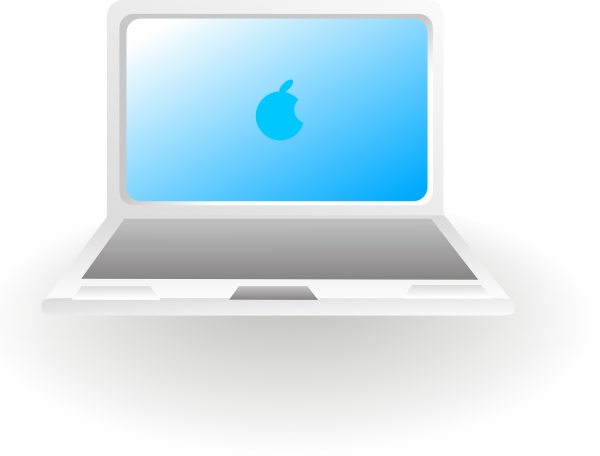free vector Laptop Imac clip art