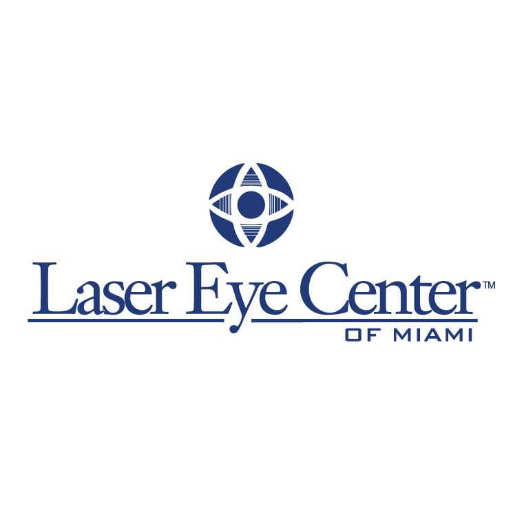 free vector Laser eye center