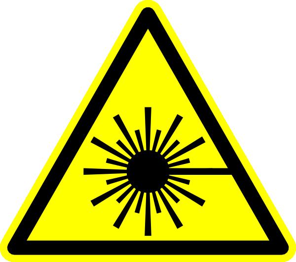 free vector Laser Symbol clip art