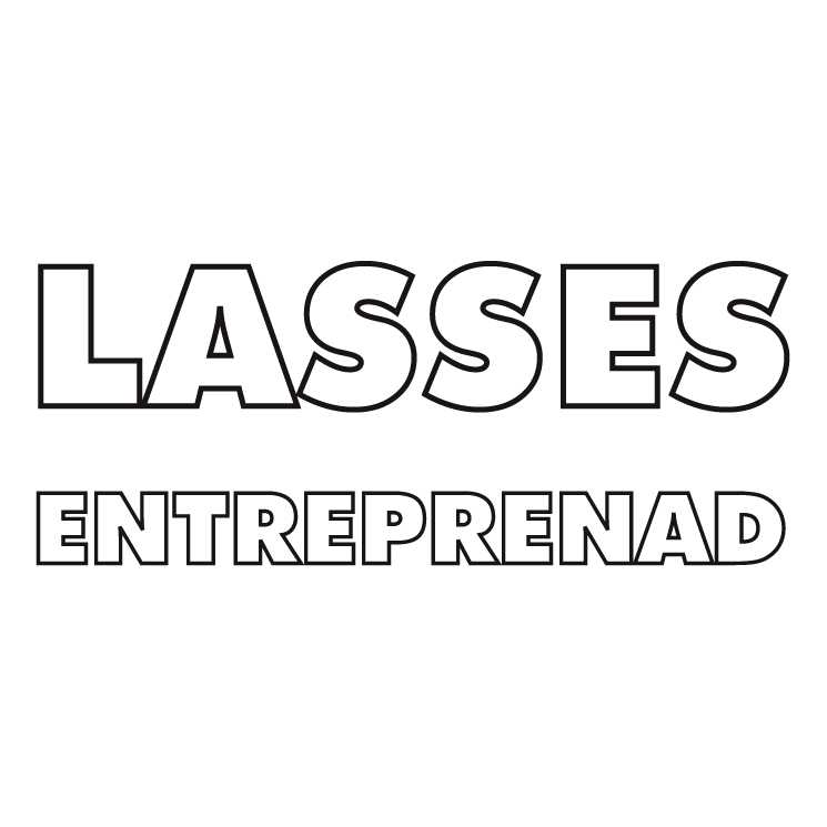 free vector Lasses entreprenad